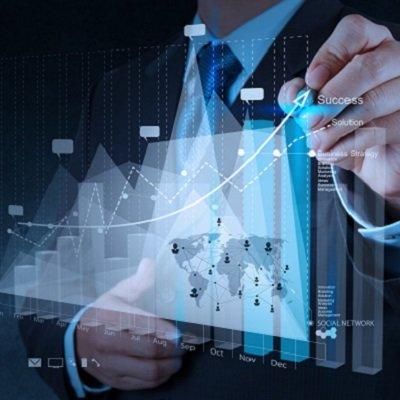 interactive chart of data
