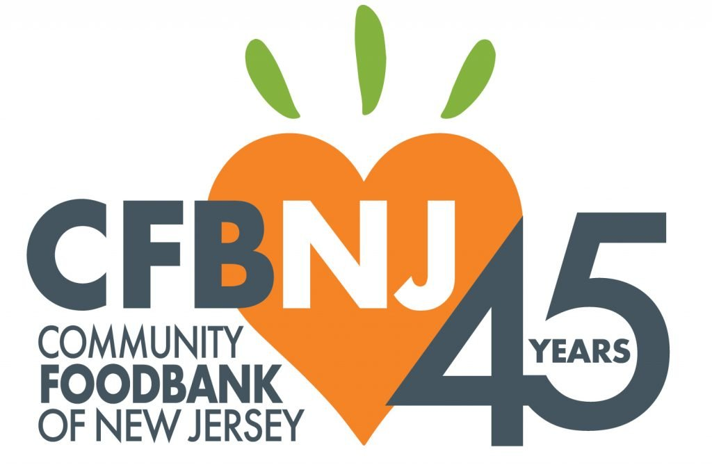 CFBNJ Community Food Bank of New Jersey logo